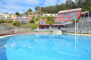 Cabo Giro Aparthotel, Madeira